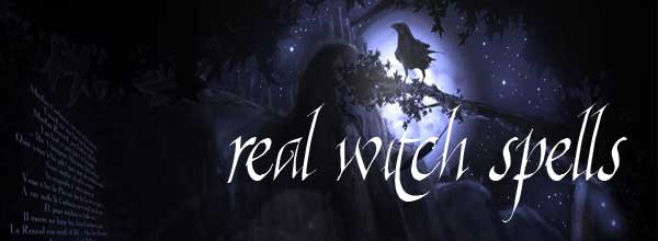 Real Witch Spells